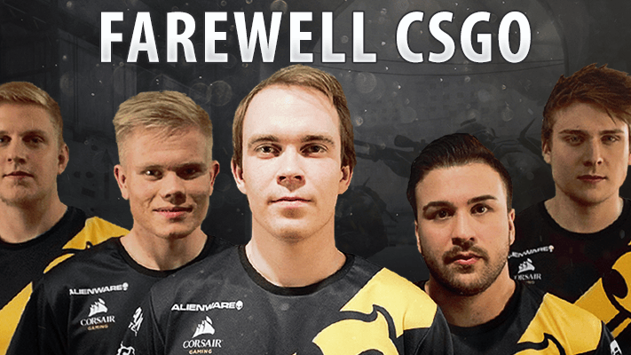 Team Dignitas Parts Ways With CSGO Players, Will Build NA Based Team