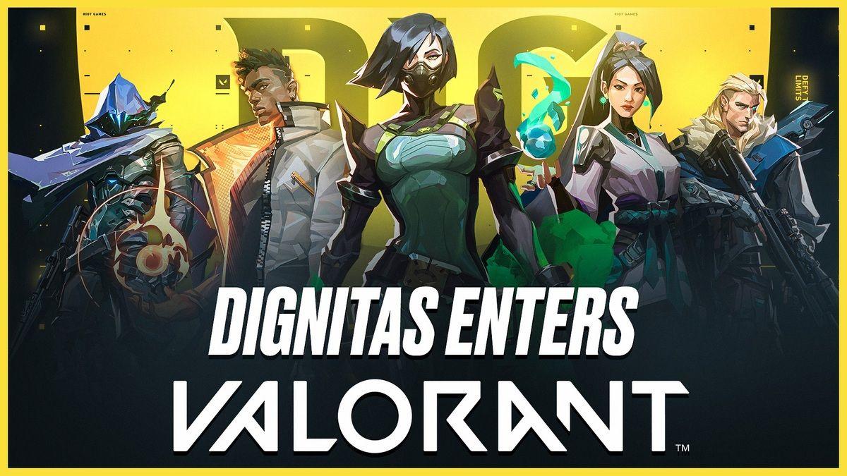Dignitas signs VALORANT roster; psalm, dephh, POISED & supamen!