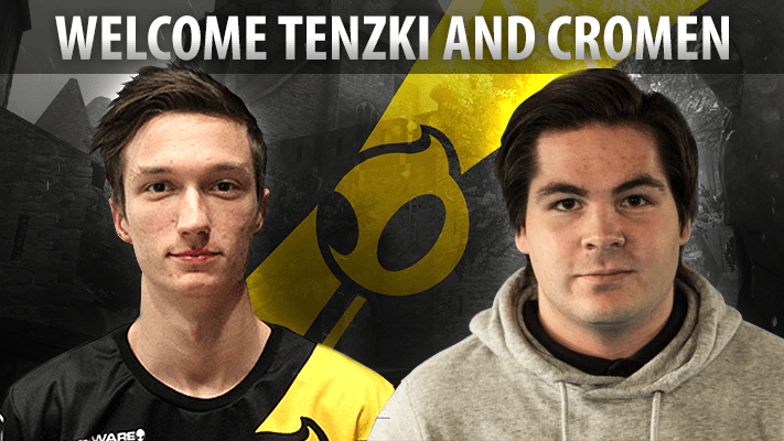 Team Dignitas CS:GO Welcomes Tenzki, cromen and coach zEVES