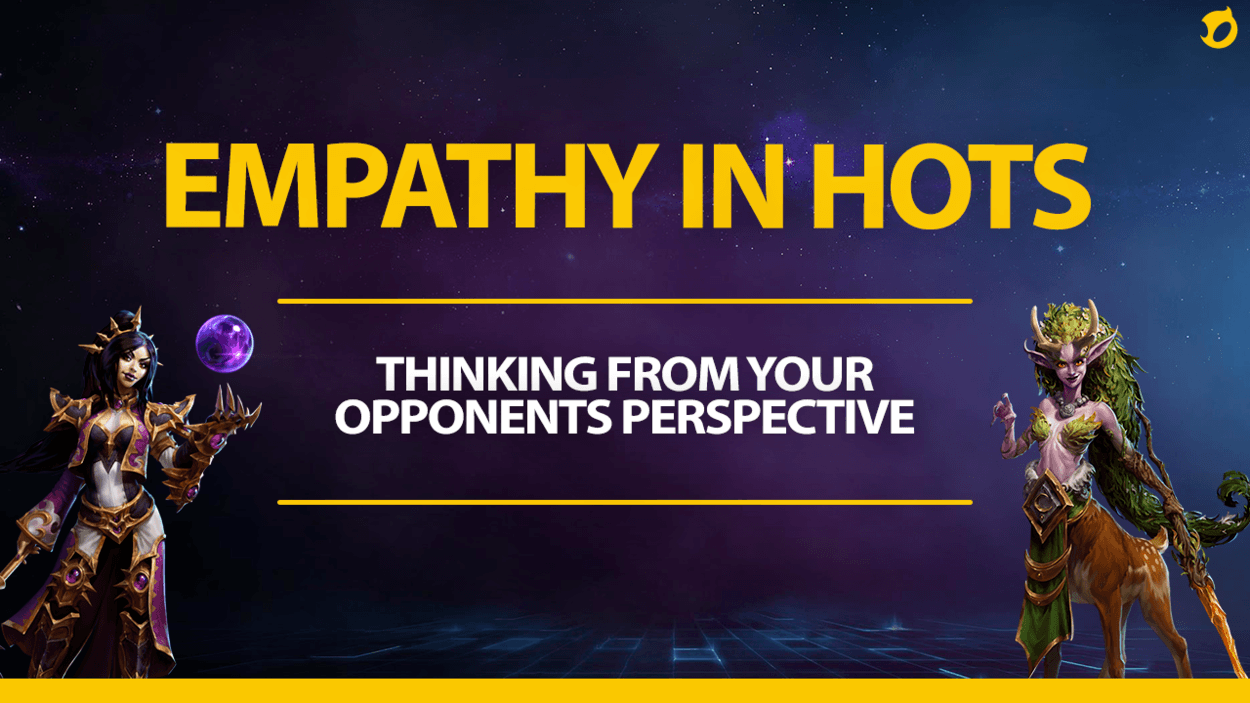 """On """"Empathy"""" in HotS - Thinking from the Opponent's Perspective"""