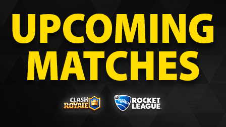 Upcoming Matches: September 14 - 20