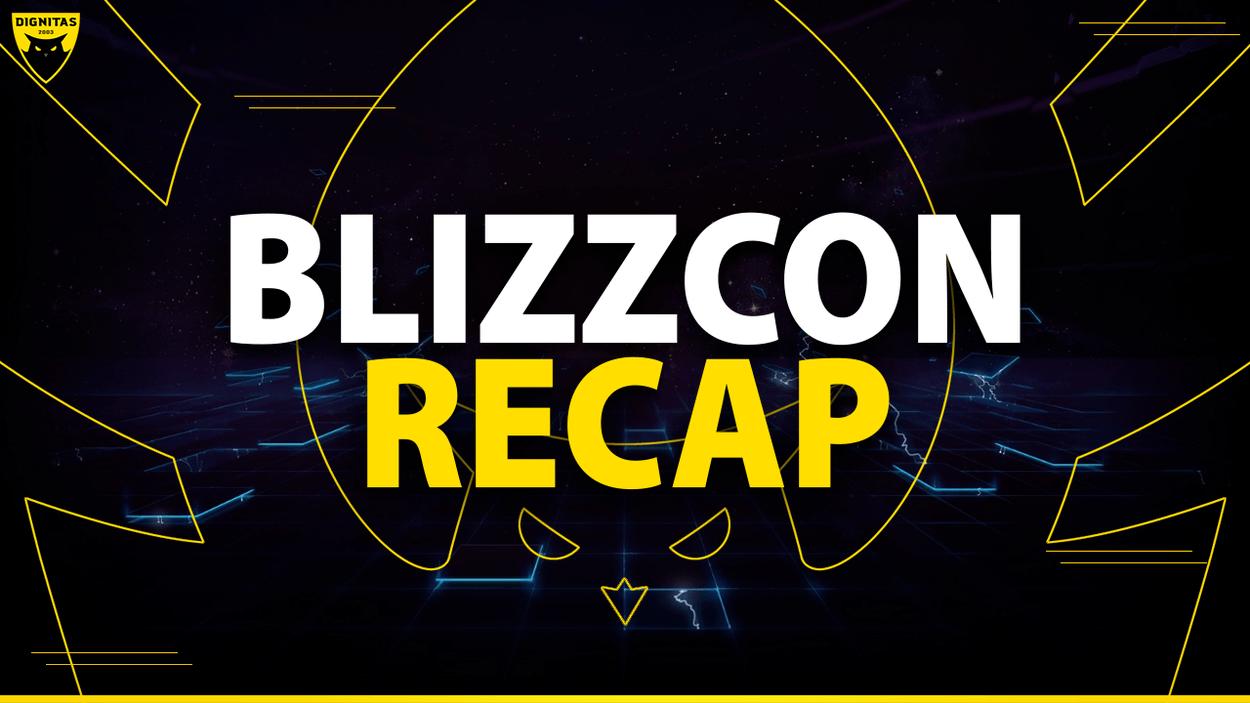 Dignitas BlizzCon 2018 Recap