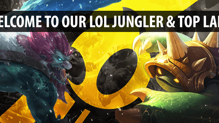 Welcome To Our LCS NA Jungler and Top Laner