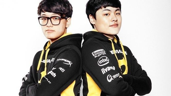 """Interview with Gamsu: """"I think the players that hit rank 1 in Korean solo queue are amazing."""""""