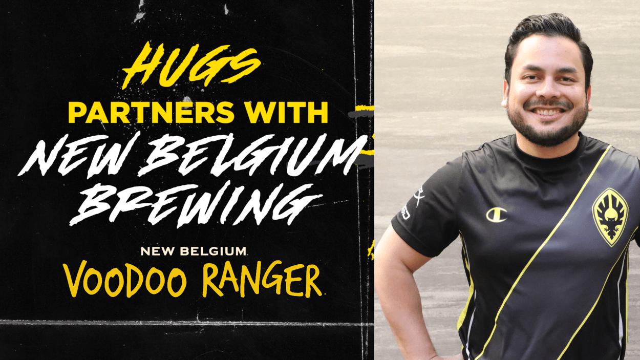 Hugo  'HugS' Gonzalez Partners With New Belgium Brewing