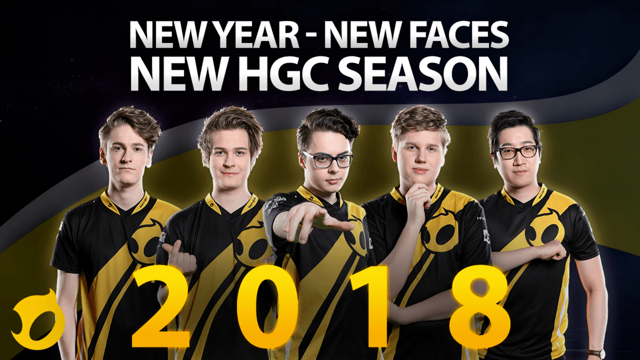 New Year, New Faces, and a New HGC Season About to Begin!