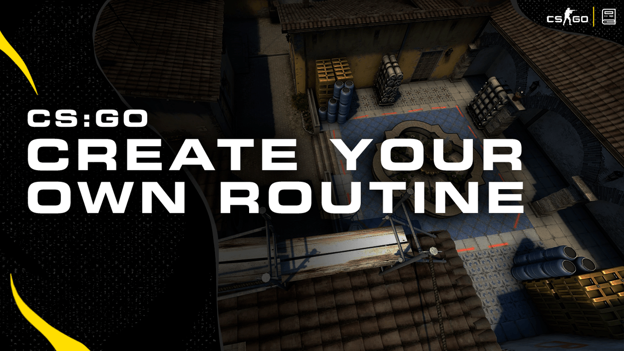 CS:GO: Improve by Creating Your Own Practice Routine