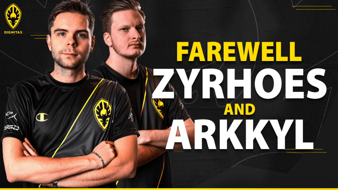 DIGSMITE bids farewell to Zyrhoes and Arkkyl