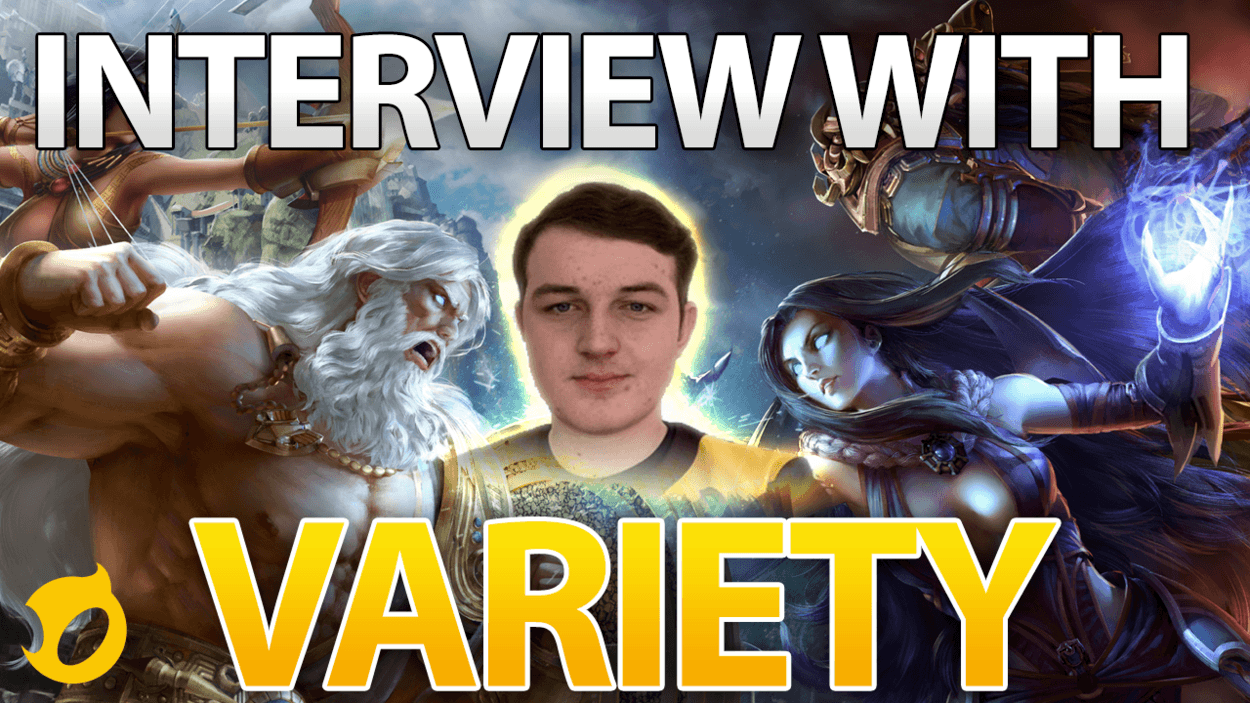 """Interview with Variety: """"It's an honour to be a part of Team Dignitas once again"""""""