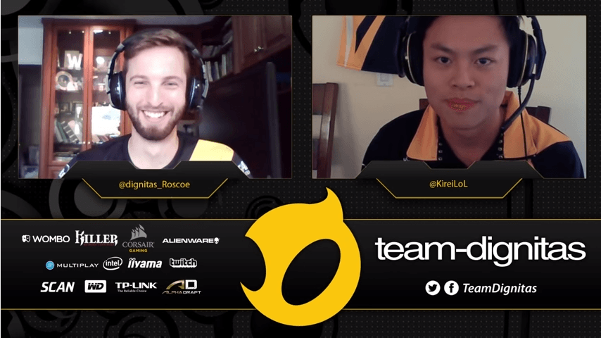 Meet The New Team Dignitas LoL: Interview with our Jungler, Kirei