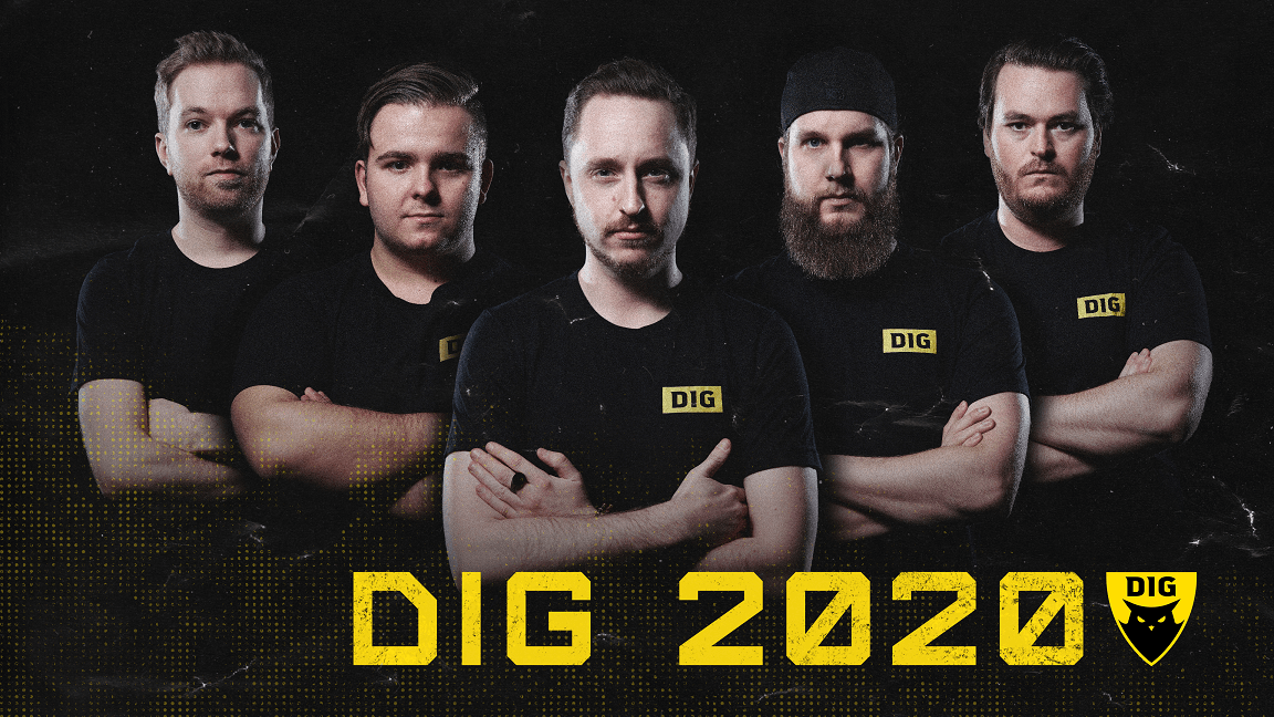 A New Dynasty | Welcome DIG CS:GO