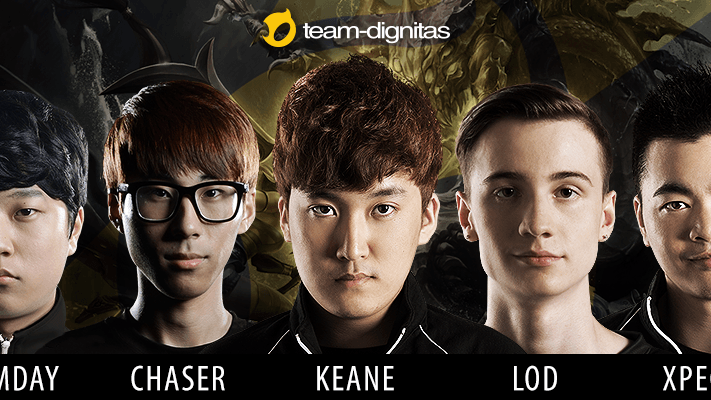 Team Dignitas Finalizes NA LCS Roster And Announces Elite Coaching Staff