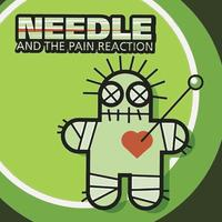 Needle And The Pain Reaction - Obsessions of an Epic Womanizer front cover