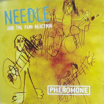 Needle And The Pain Reaction - Pheromone front cover