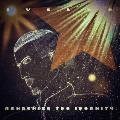 Ivolve - Randomize the Insanity front cover