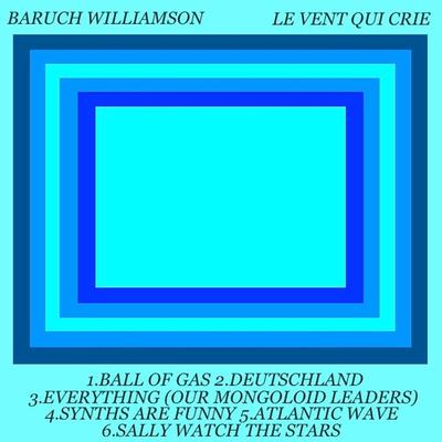 Baruch Williamson - Le Vent Qui Crie front cover