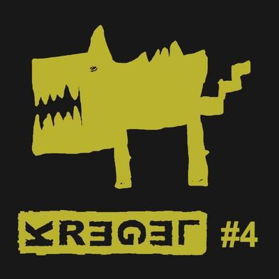 Kregel - #4 front cover