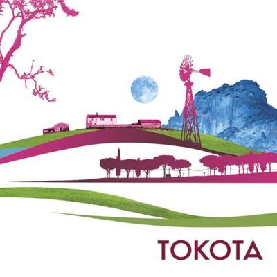 Tokota - Tokota EP front cover