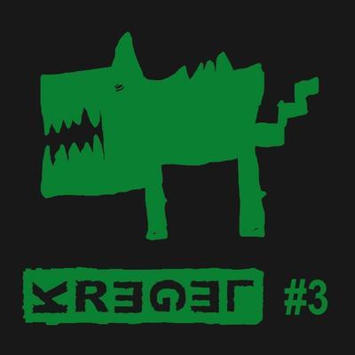 Kregel - #3 front cover