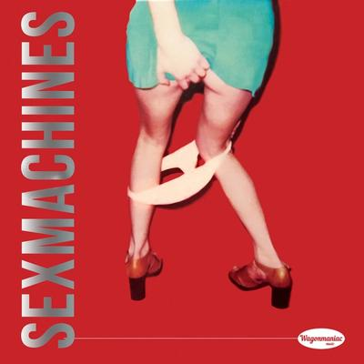 SeXmachines - On Stage front cover