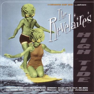 The Revelaires - High Tide front cover