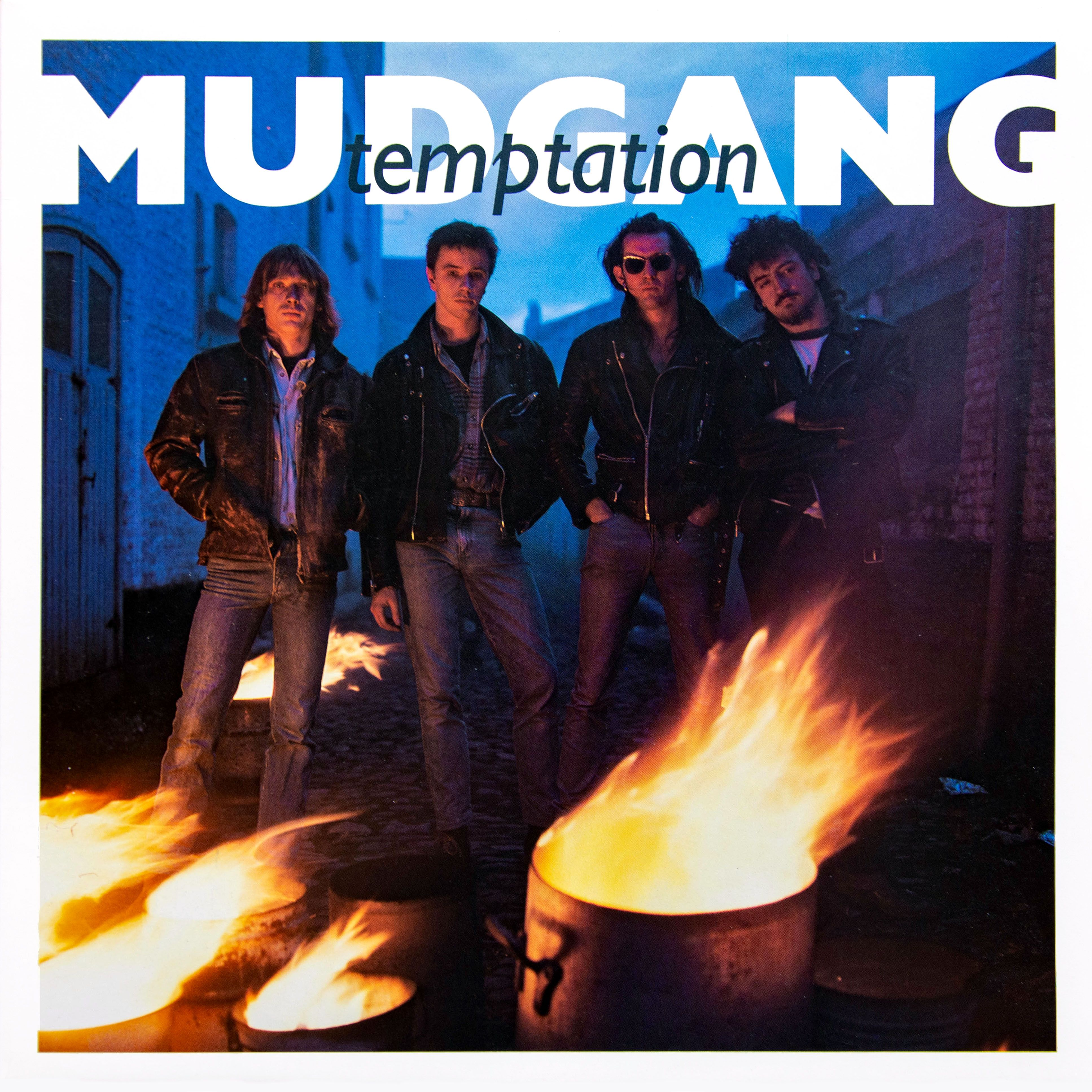 The Mudgang - Temptation front cover