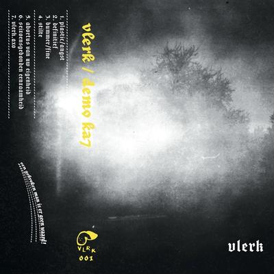 Vlerk - demo ka7 front cover