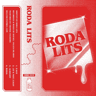 Roda Lits - Roda Lits EP front cover