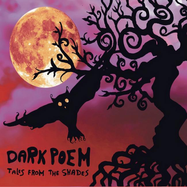 Dark Poem - Tales From The Shades front cover