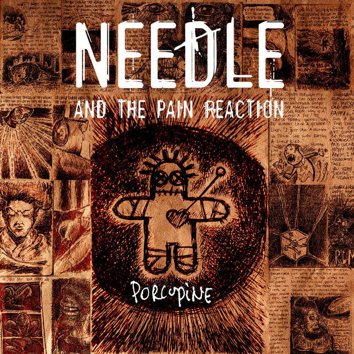 Needle And The Pain Reaction - Porcupine front cover