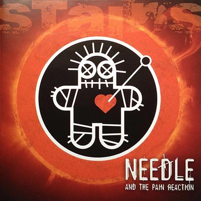 Needle And The Pain Reaction - Stains front cover