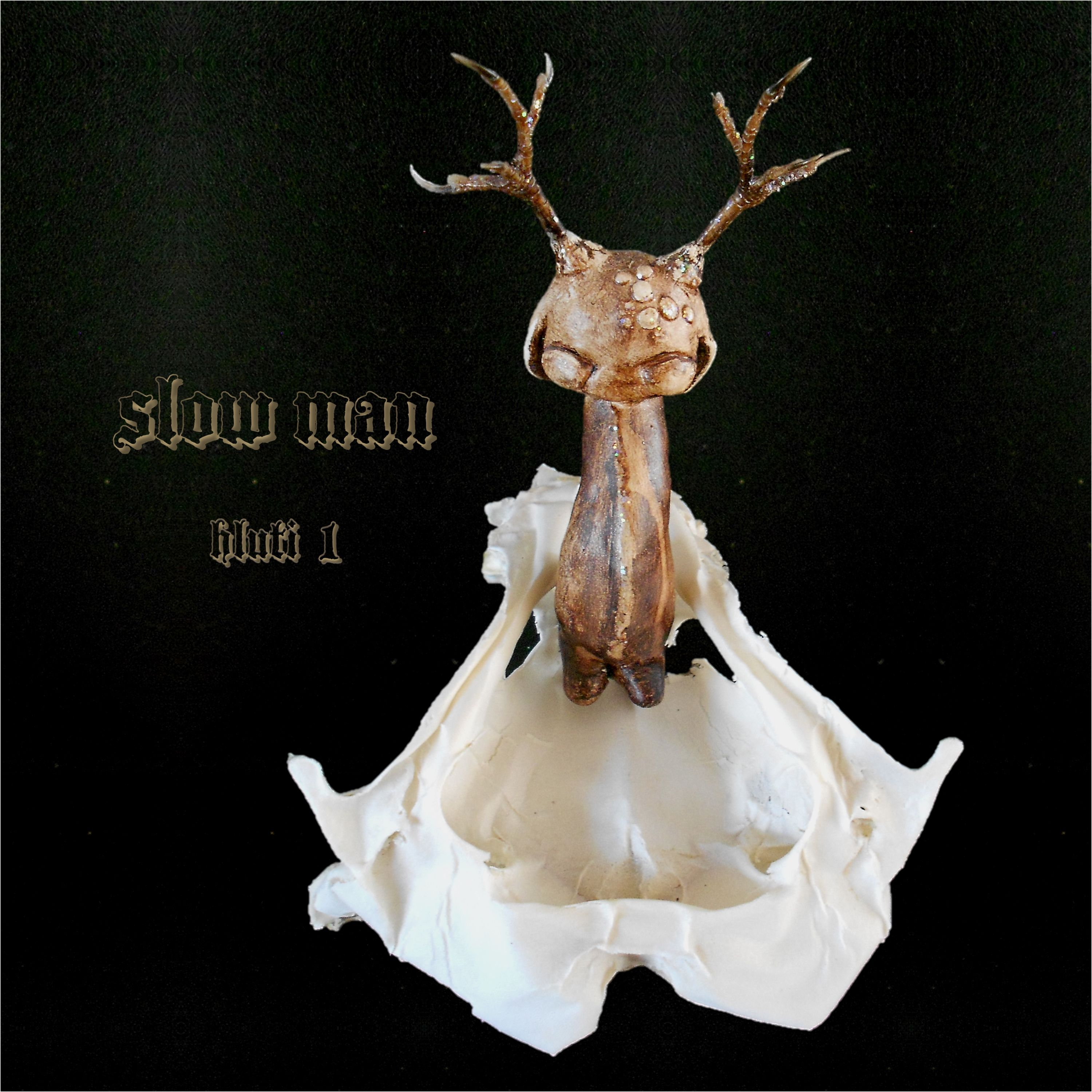Slow Man - Hluti 1 front cover