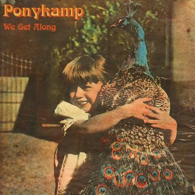 Ponykamp - We Get Along front cover