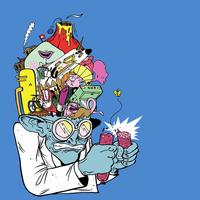 Kookaburra - Mystery Girl front cover