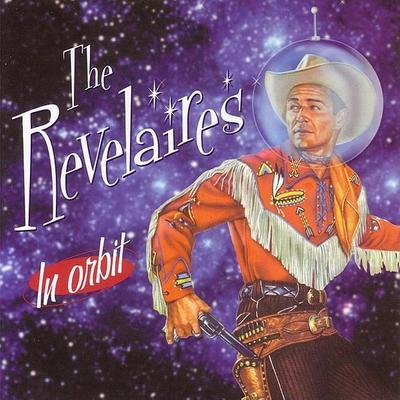 The Revelaires - In Orbit front cover