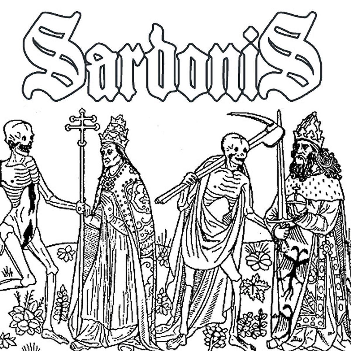 SardoniS - SardoniS front cover