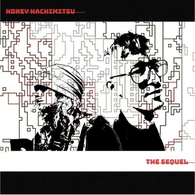Honey Hachimitsu - The Sequel front cover