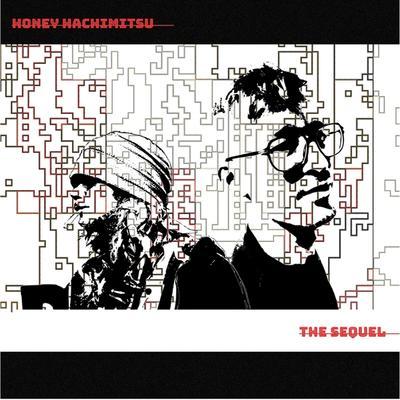 Honey Hachimitsu - The Sequel front cover