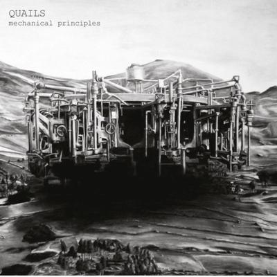 Quails - Mechanical Principles front cover