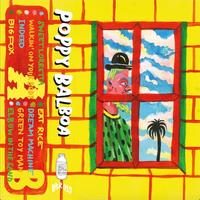 MOAR - Poppy Balboa front cover