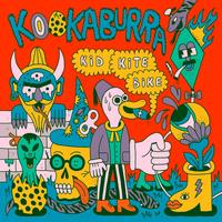 Kookaburra - KidKiteBike front cover