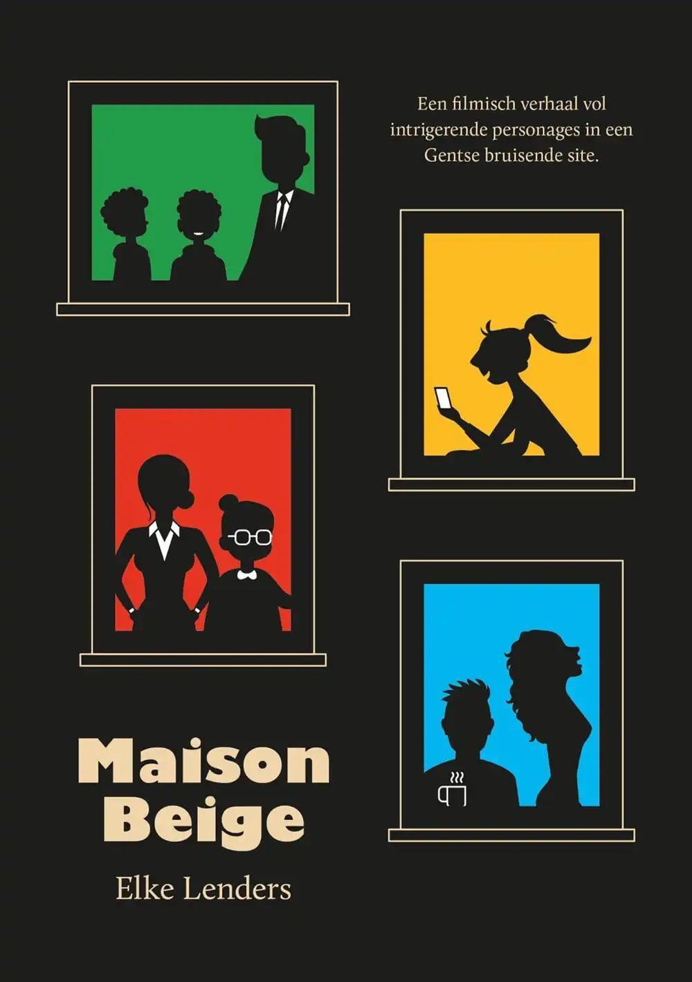 Boek cover Maison Beige