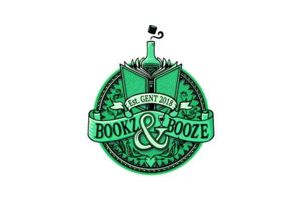 Bookz&Booz logo