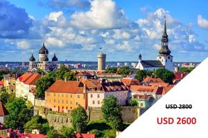 Poland & the Baltic States