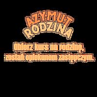 Logo kampanii społecznej Azymut rodzina