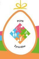 logo z elementem wielkanocnym