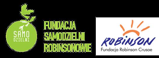 logo Fundacji Samodzielni Robinsonowie