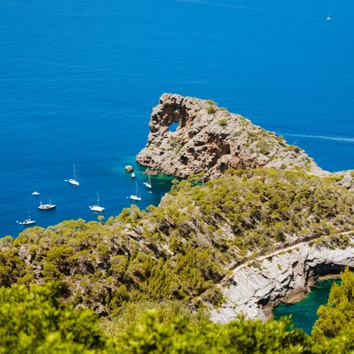 The West of Mallorca