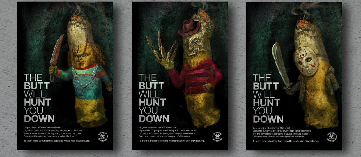 Cover Image for Butt will hunt you down