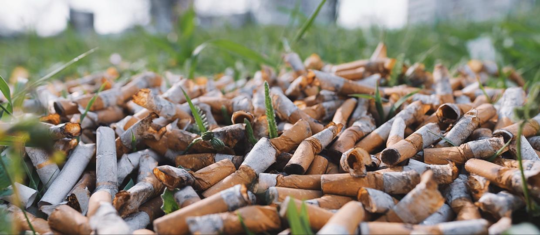 Cover Image for Cigarešu izsmēķi – viena no izplatītākajām atkritumu pozīcijām pasaulē un Latvijā